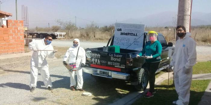 Colecta ayuda al hospital Francisco Herrera por La...